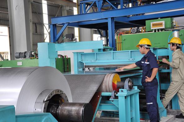 Giá sắt thép và vôi thép nhập khẩu tăng mạnh
