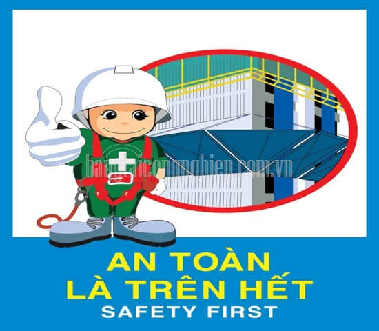 An toàn lao động là gì? Vệ sinh lao động là gì